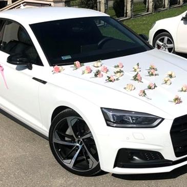 Luksusowe auta na ślub