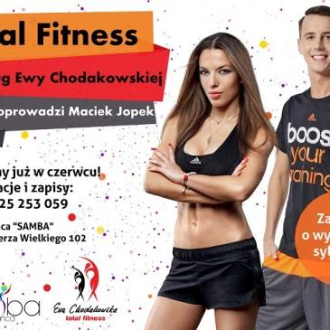 Total Fitness według Ewy Chodakowskiej